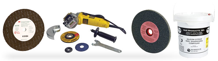 Grinding & Sharpening Tools